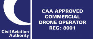 CAA logo and PfCO number